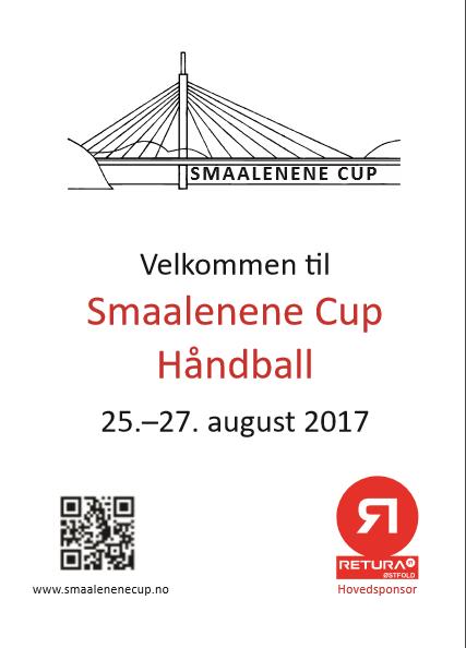 Invitasjon til Smaalenenecup 2017